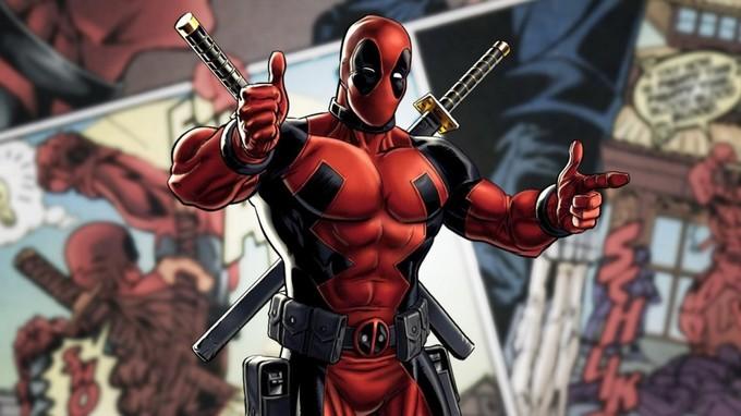 Que tiro foi esse com Deadpool 10