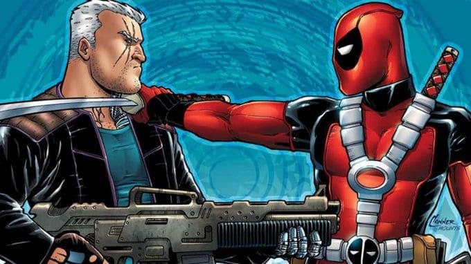 Que tiro foi esse com Deadpool 11
