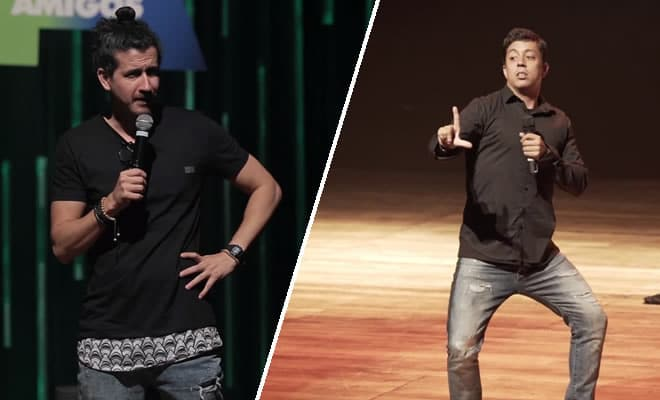 Stand Up Comedy sobre carnaval 2