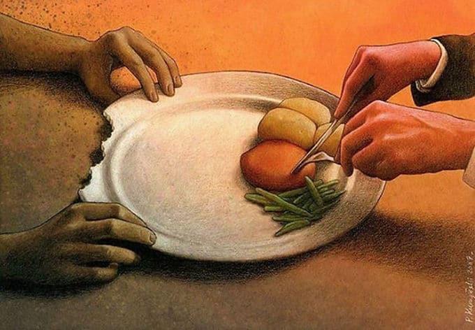 30 ilustrações brutalmente honestas que mostram que há algo de errado com a sociedade de hoje! 3