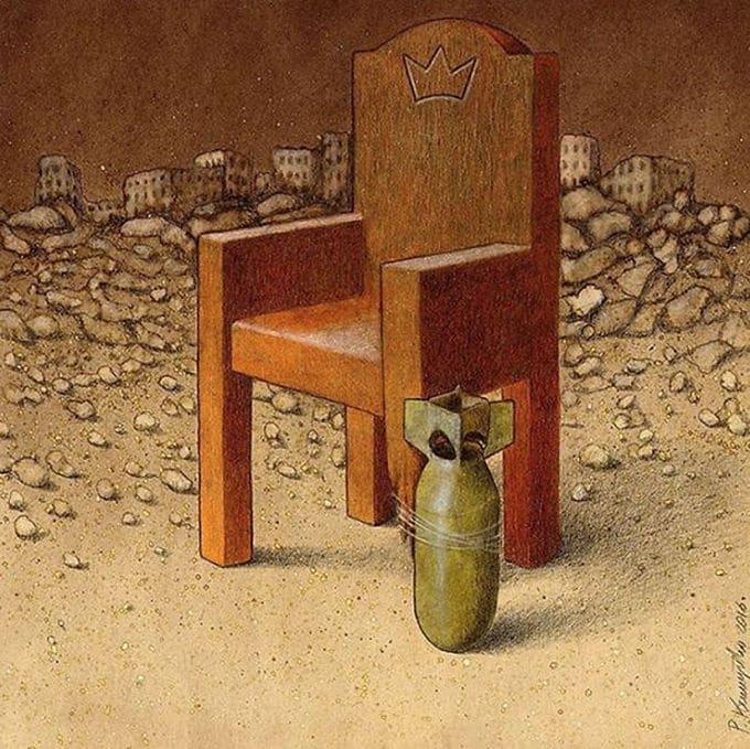 30 ilustrações brutalmente honestas que mostram que há algo de errado com a sociedade de hoje! 4