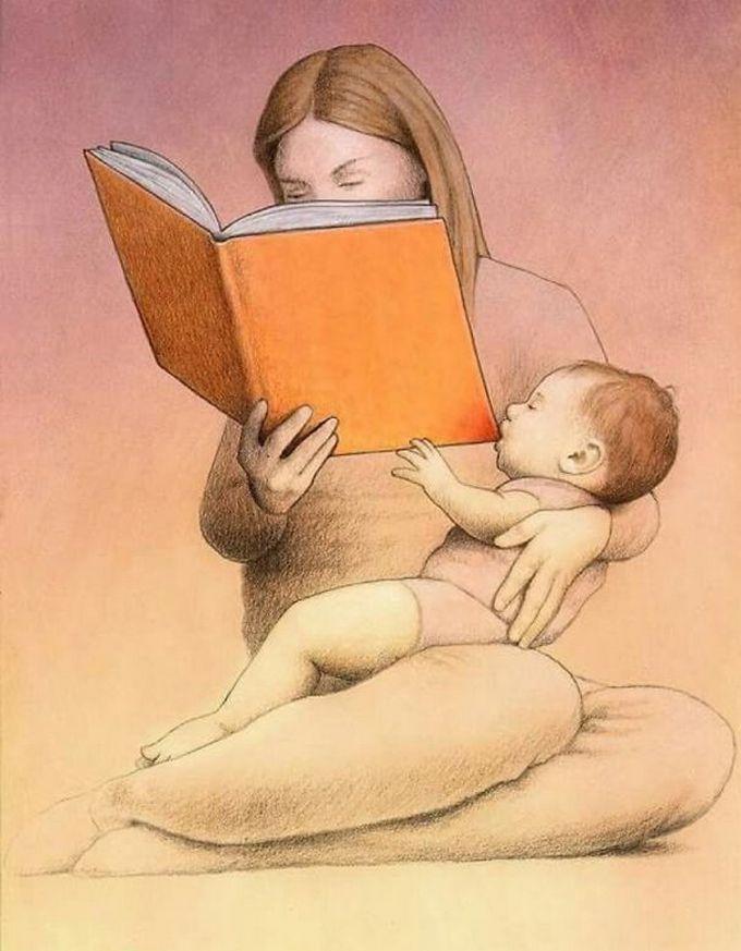30 ilustrações brutalmente honestas que mostram que há algo de errado com a sociedade de hoje! 23