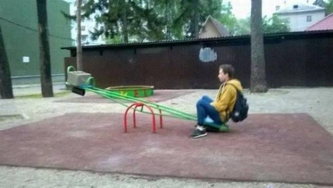 A vida é diferente quando você está sempre sozinho (25 fotos) 16