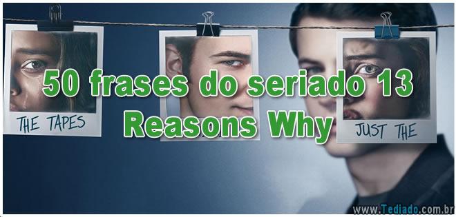 50 frases do seriado 13 Reasons Why 4