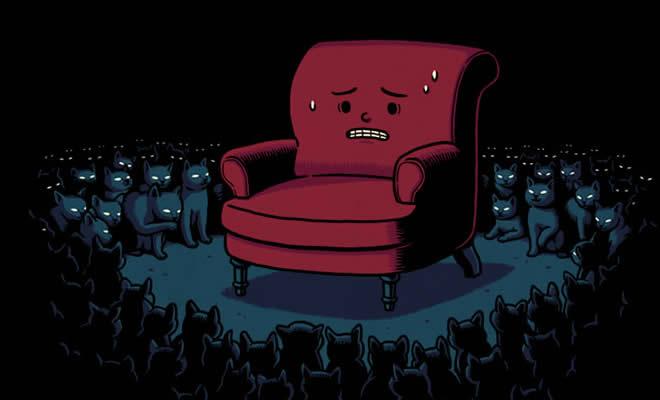 40 ilustrações inteligentes inspiradas em elementos da cultura pop por Ben Chen 3