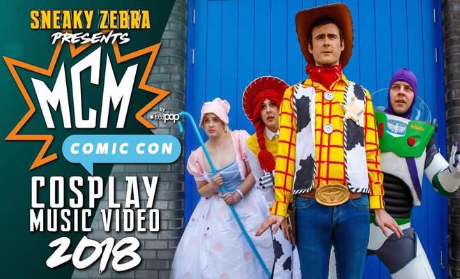 MCM London Comic Con 2018 2