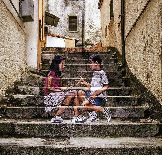 20 escadarias que são incrivelmente artísticas 4