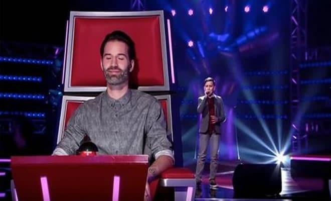 Jovem refugiado faz os jurados ficar em pé em suas cadeiras com clássico da Celine Dion 3