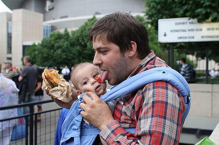 24 motivos que prova que paternidade não é fácil 15
