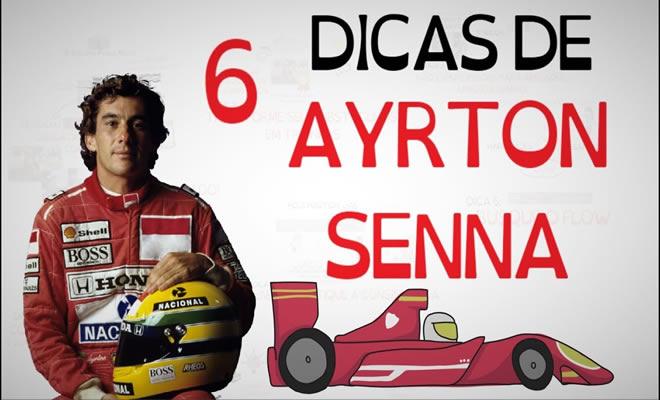 6 dicas de Ayrton Senna para ser uma pessoa melhor 2