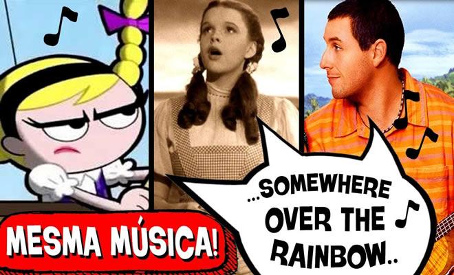 9 músicas que mais repetem nos filmes e séries! 4
