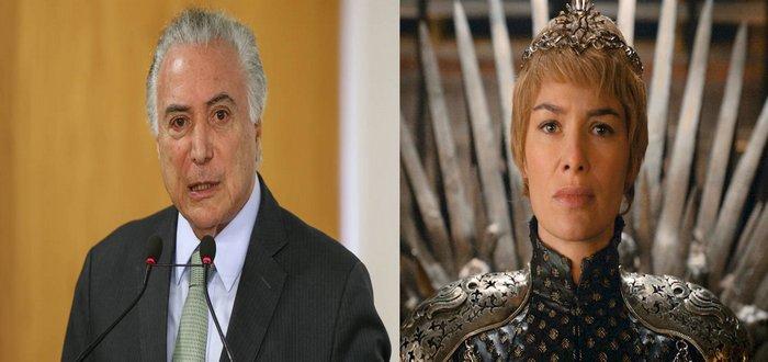 Entenda o cenário político brasileiro ao estilo Game of Thrones 5