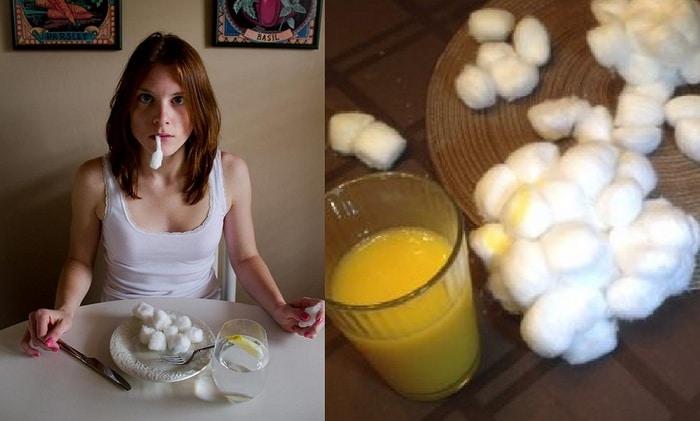 Dieta do algodão