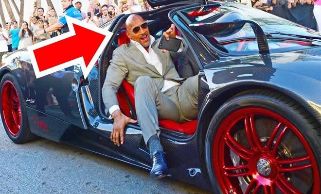 """É assim que o Dwayne """"The Rock"""" Johnson gasta seus milhões 2"""