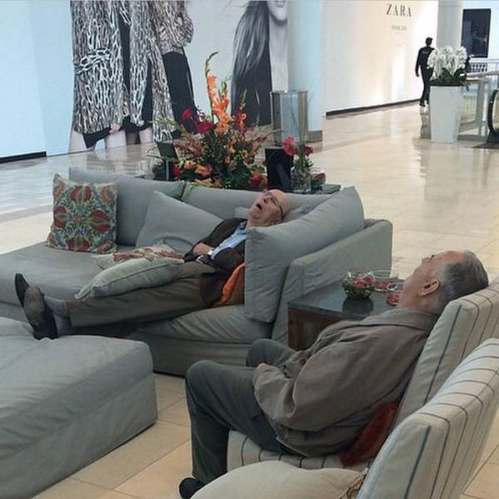 31 homens que conhecem a dor das compras 8