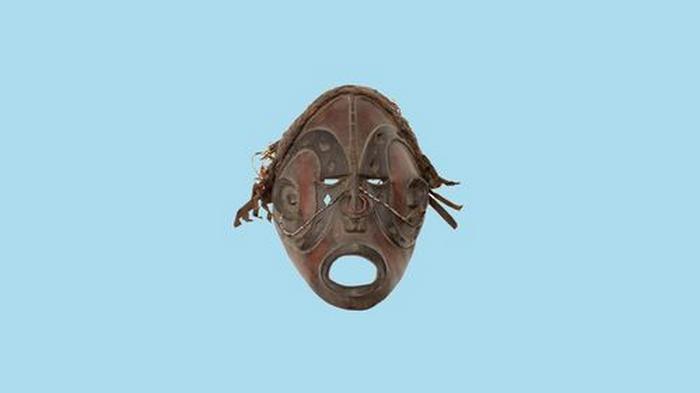 Descubra que tipo de pessoa você é, escolha uma máscara tribal 3