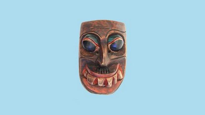 Descubra que tipo de pessoa você é, escolha uma máscara tribal 5