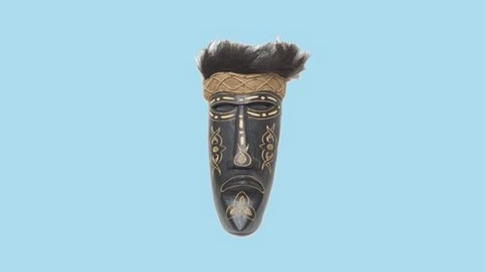 Descubra que tipo de pessoa você é, escolha uma máscara tribal 6