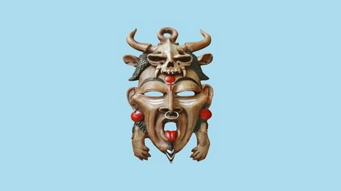 Descubra que tipo de pessoa você é, escolha uma máscara tribal 7