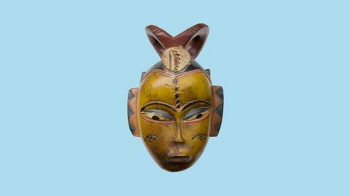 Descubra que tipo de pessoa você é, escolha uma máscara tribal 9