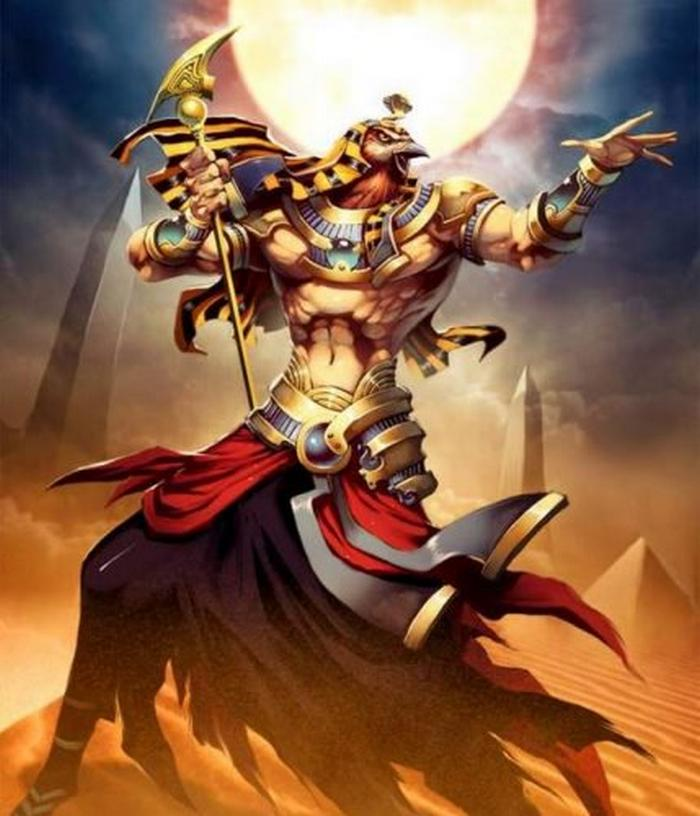 7 fatos sobre Rá, o deus dos deuses egípcio 9