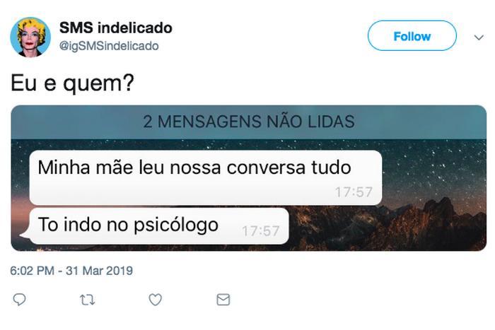 14 fatos que o brasileiro só deveria se comunicar por mensagem 15
