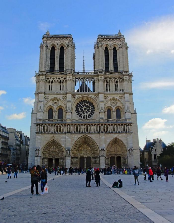 13 segredos ocultos na Catedral de Notre-Dame 7