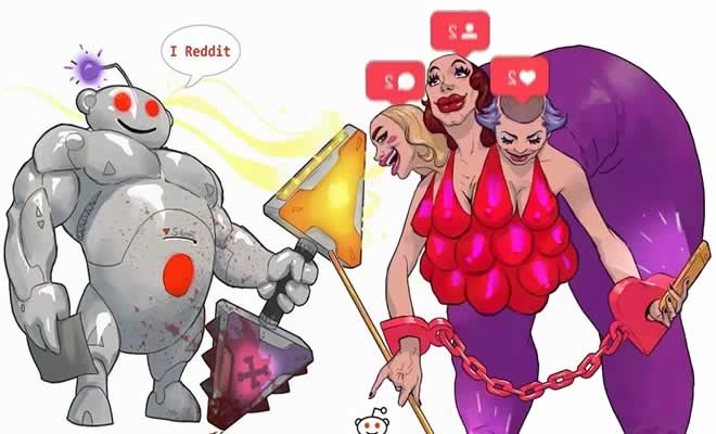 Como seria os sites populares se fossem personagens de games 4