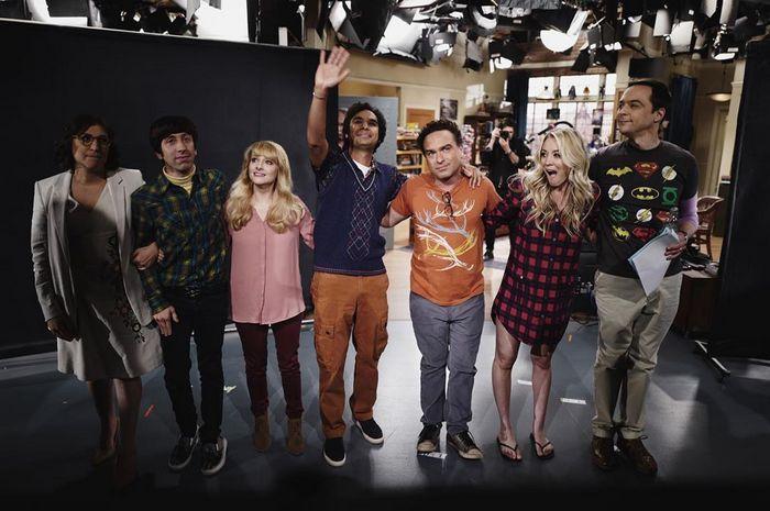 12 momentos marcantes do fim de The Big Bang Theory 12