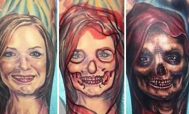 25 pessoas que cobriram suas tatuagens de seus ex de forma para lá de criativas 5