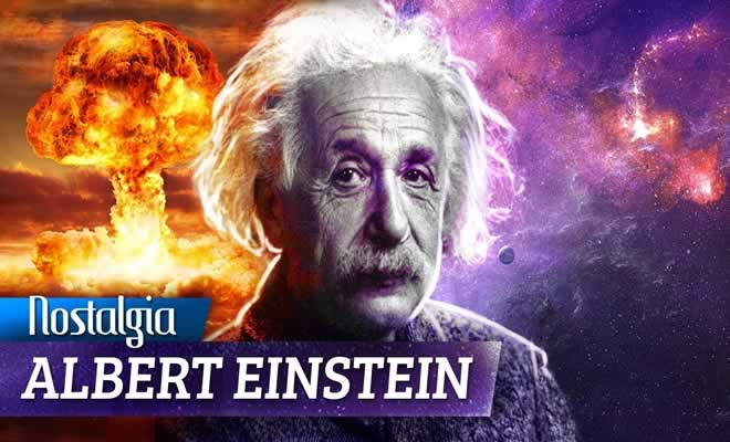 Tudo sobre o grande Albert Einstein 2