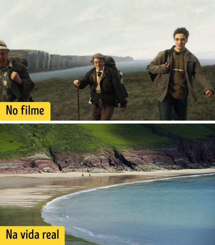 16 cenários reais que inspiraram os criadores dos filmes de Harry Potter 11