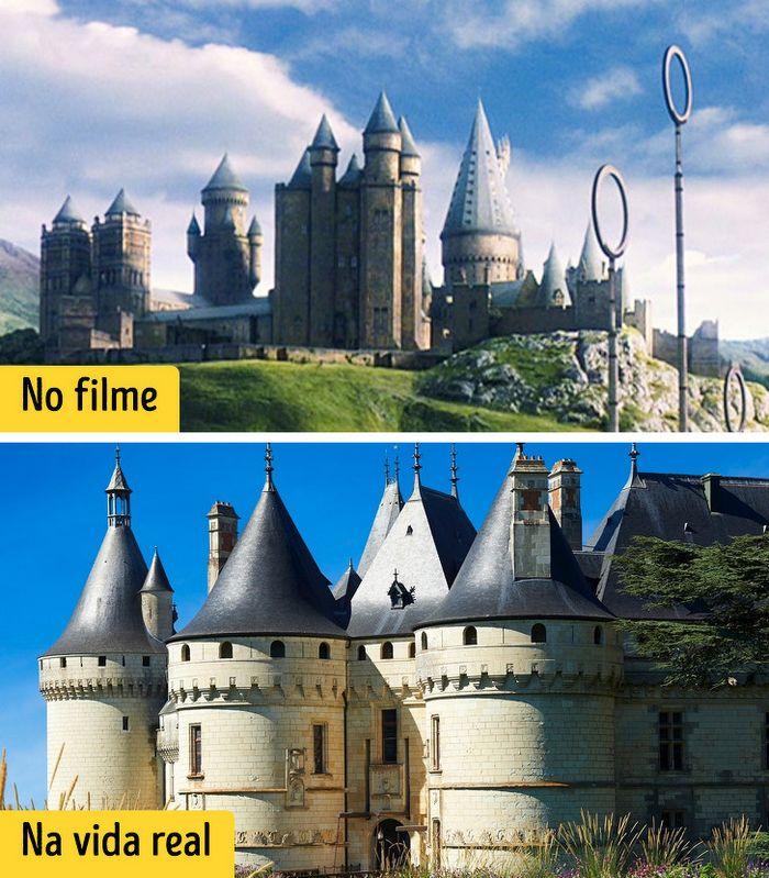 16 cenários reais que inspiraram os criadores dos filmes de Harry Potter 17