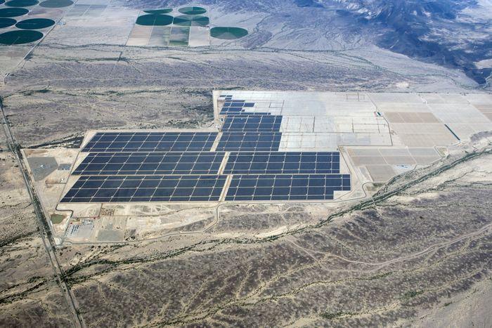10 incríveis projetos de energia solar no mundo 2