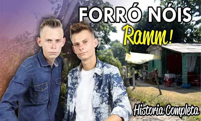 Forró Nóis Ram - Historia completa 2