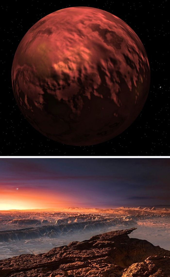 10 novos planetas que são bem parecidos com a Terra 2