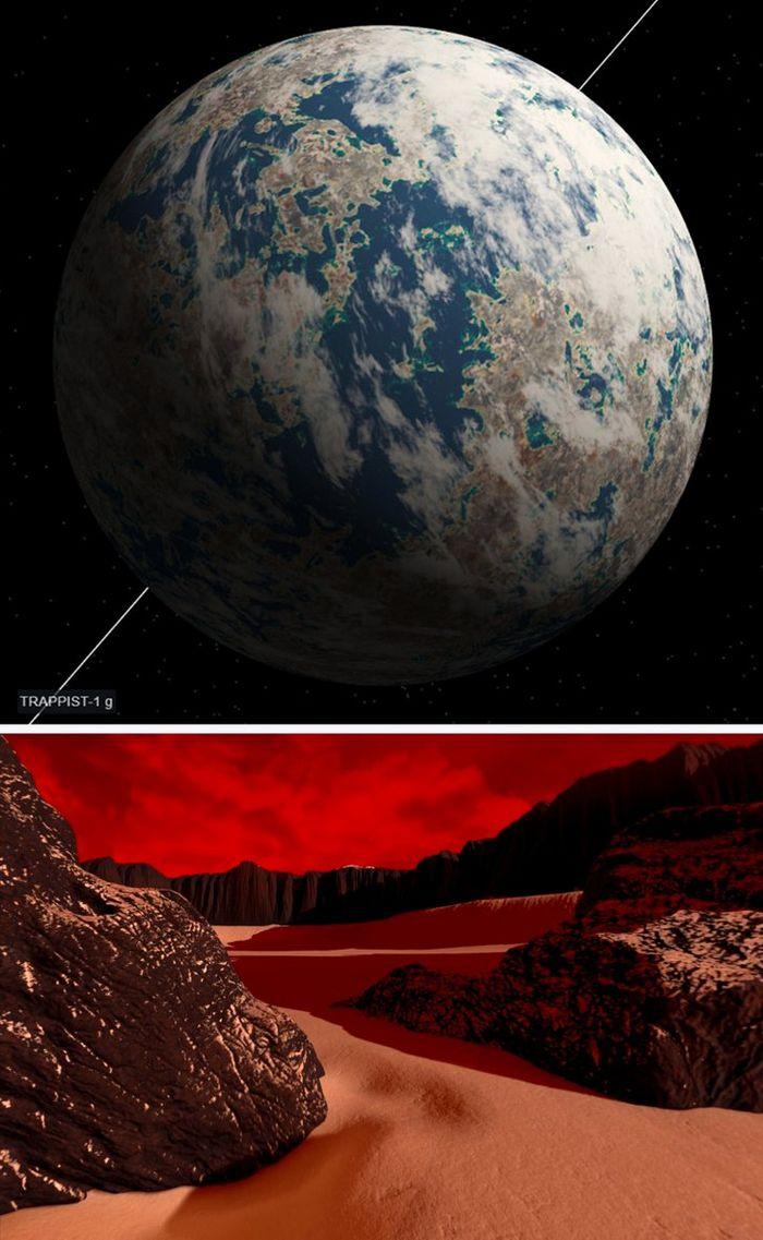 10 novos planetas que são bem parecidos com a Terra 3