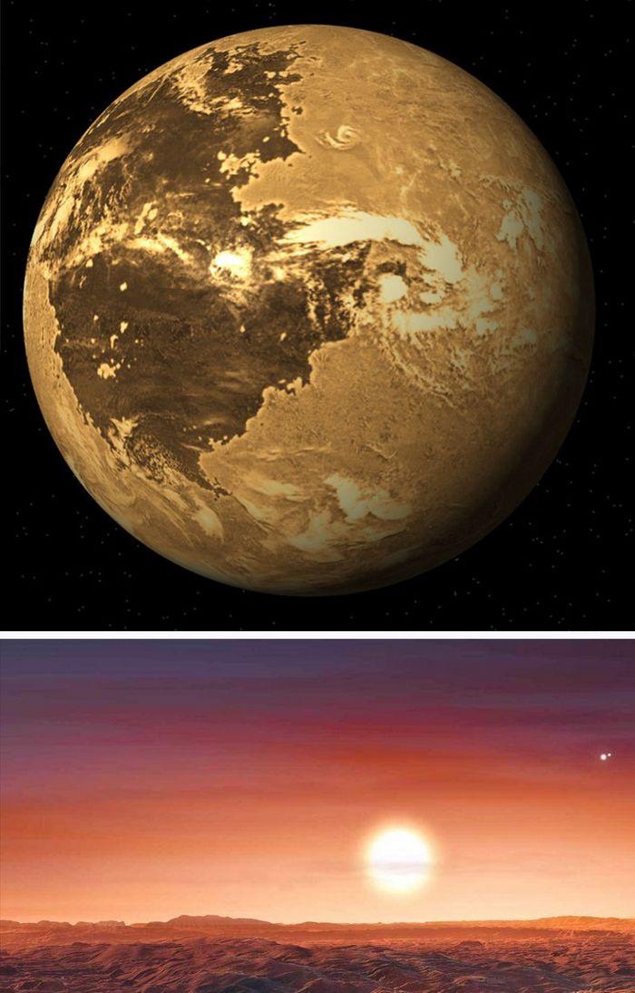 10 novos planetas que são bem parecidos com a Terra 6