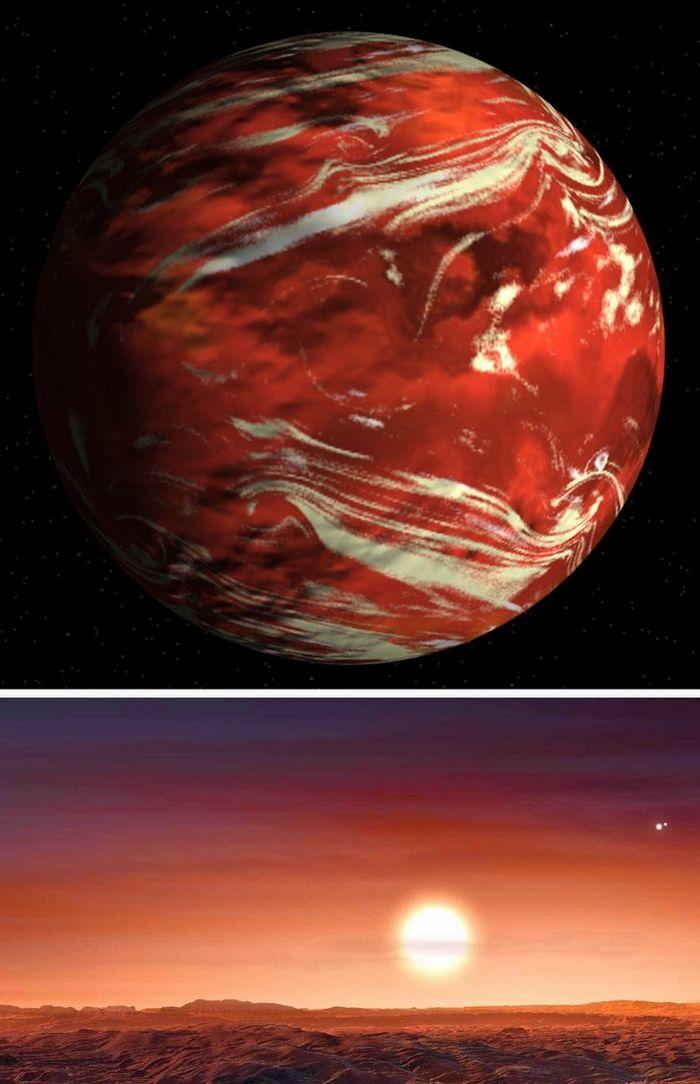 10 novos planetas que são bem parecidos com a Terra 9