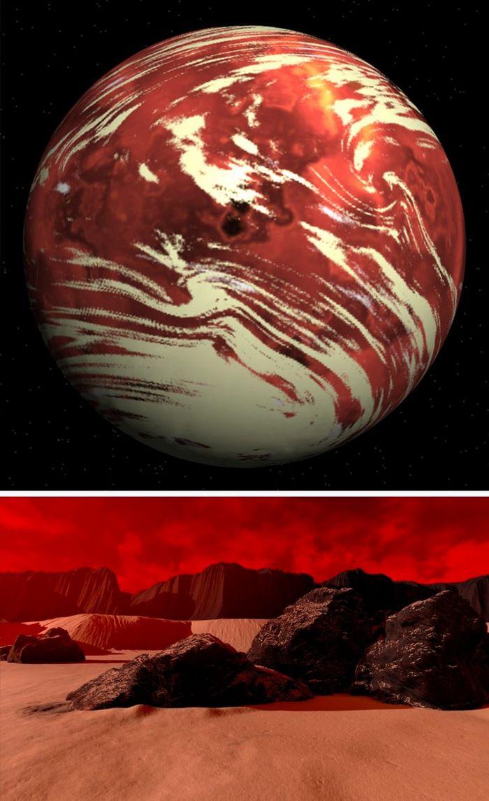 10 novos planetas que são bem parecidos com a Terra 11