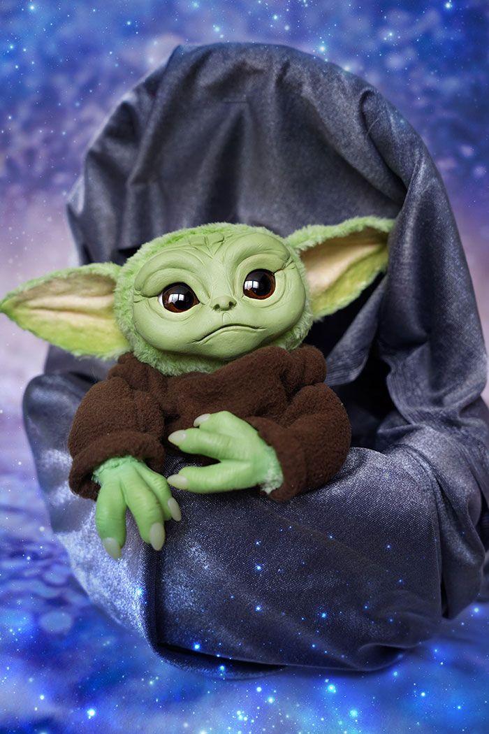 Artista russa criou um bebê adorável Yoda que roubou nossos corações 2