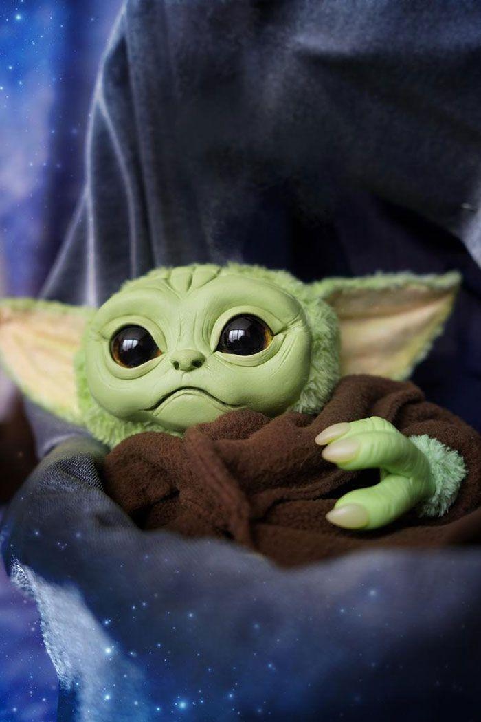 Artista russa criou um bebê adorável Yoda que roubou nossos corações 3