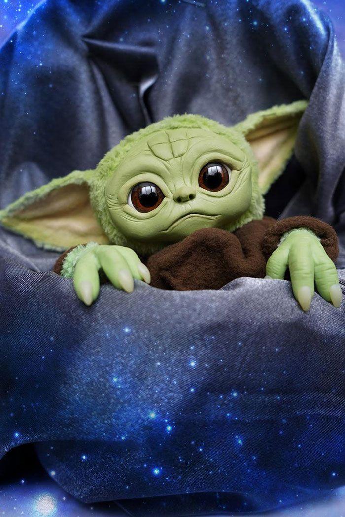 Artista russa criou um bebê adorável Yoda que roubou nossos corações 4