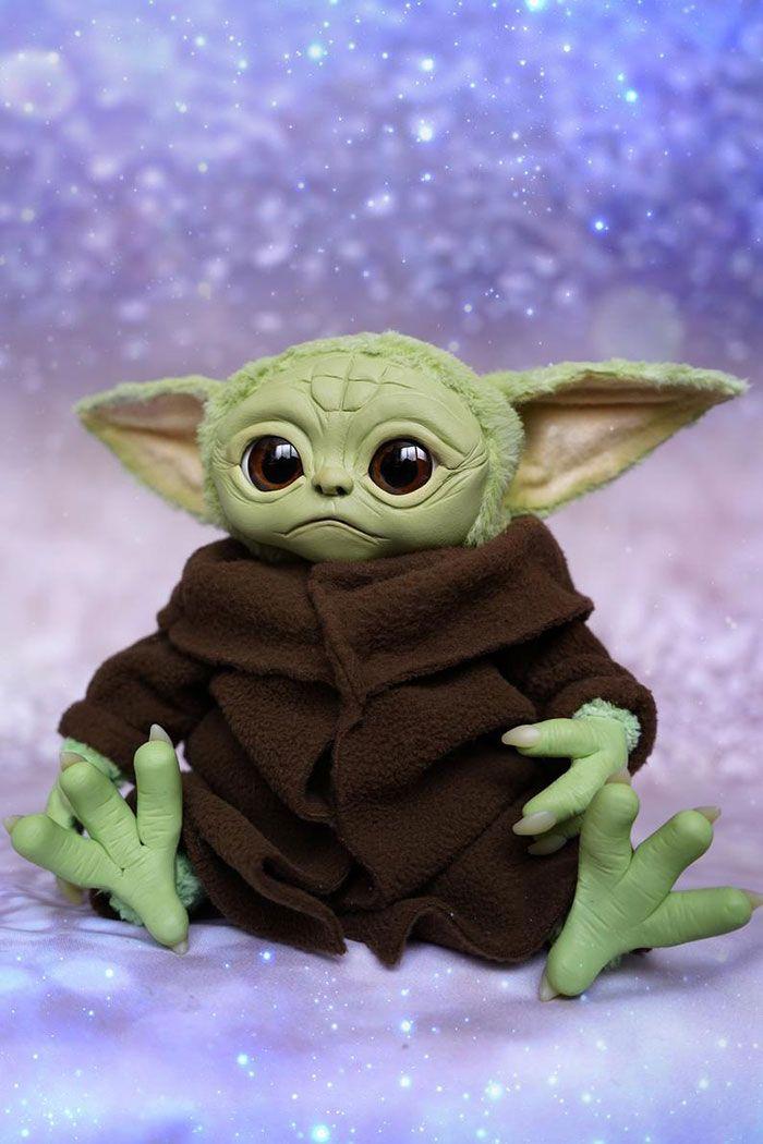 Artista russa criou um bebê adorável Yoda que roubou nossos corações 6