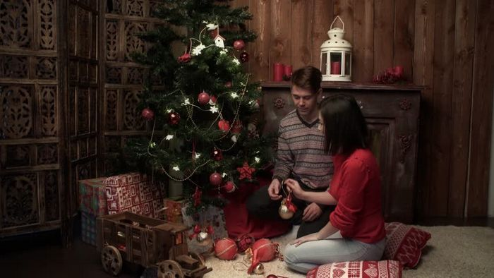 Frases de Natal para namorada