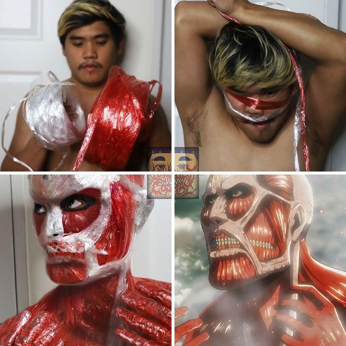 32 novos trajes do cara de cosplay barato que estão hilariantes 24