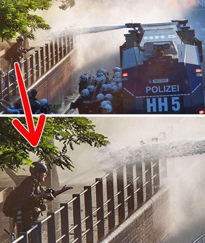 24 fotos tiradas um segundo antes de uma pequena catástrofe 7