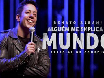 Renato Albani - Alguém Me Explica O Mundo 2