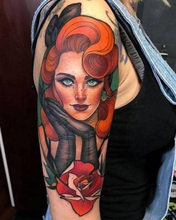 37 tatuagens hiper realistas que quase parecem vivas 36