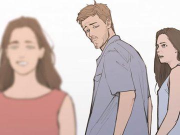A historia por trás do meme do namorado distraído 8